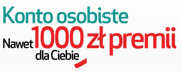 Credit Agricole 1000 PLN
